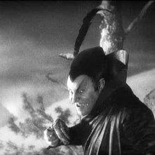Emil Jannings e Gösta Ekman in una scena di Faust, firmato da F.W. Murnau