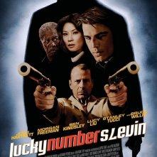 La locandina di Lucky Number Slevin