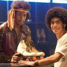 Nick Cannon e Rick Gonzalez in Roll Bounce