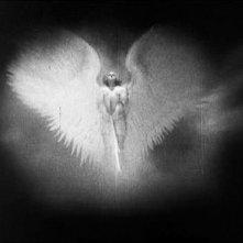 Werner Fuetterer in una scena di FAUST del regista F.W. Murnau
