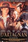 La locandina di D'artagnan