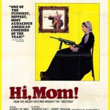 La locandina di Hi, mom!