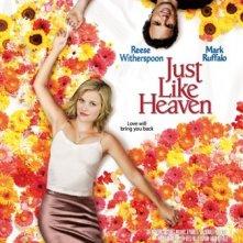 """La locandina di Just Like Heaven ??"""" Se Solo Fosse Vero"""