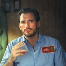 Matt  Dillon in una scena del film Factotum