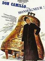La locandina di Don Camillo monsignore... ma non troppo