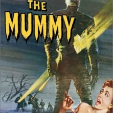 La locandina di La mummia