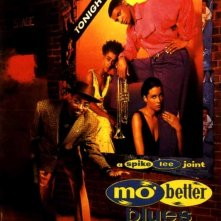 La locandina di Mo' Better Blues