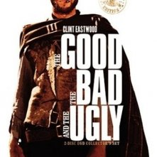 La copertina DVD di The Good, the Bad and the Ugly: Collector's Edition