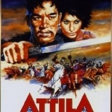 La locandina di Attila
