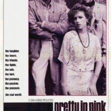 La locandina di Bella in rosa