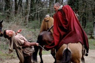 Una scena di battaglia in Roma