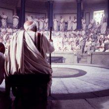 La serie tv Roma, foto di scena