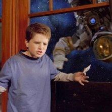 Una scena di  Zathura: un'avventura spaziale