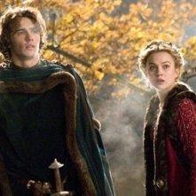 James Franco e  Sophia Myles in Tristano e Isotta
