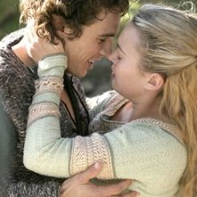 James Franco e  Sophia Myles in Tristano  & Isotta