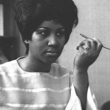 Aretha Franklin al trucco