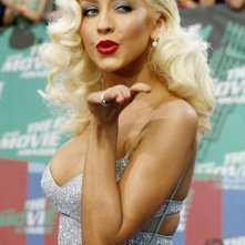 Christina Aguilera ai MTV Movie Awards 2006