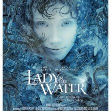La locandina di Lady in the Water