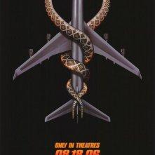 La locandina di Snakes on a Plane