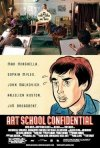 La locandina di Art School Confidential