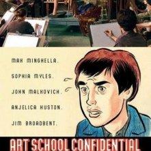 La locandina di Art School Confidential