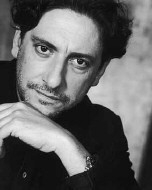 Foto in bianco e nero di Sergio Castellitto