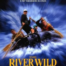 La locandina di The River Wild - Il fiume della paura