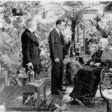 Charles D. Brown, Humphrey Bogart e Charles Waldron in una scena di IL GRANDE SONNO