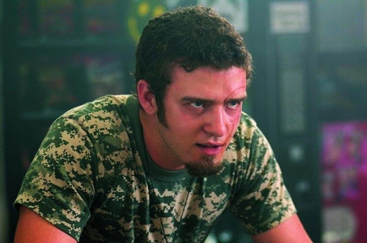 Justin Timberlake In Una Scena Del Film Southland Tales 26866