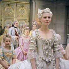 Kirsten Dunst nei panni di Marie-Antoinette