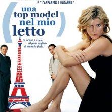 La locandina italiana di Una top model nel mio letto