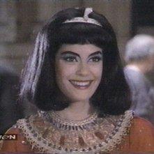Teri Hatcher in un episodio di McGyver