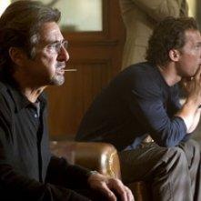 Al Pacino e Matthew McConaughey in Rischio a due