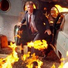 Harrison Ford in una scena di Firewall Accesso negato