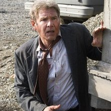 Harrison Ford in una scena drammatica di Firewall Accesso negato