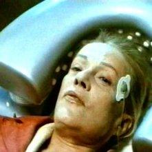 Jeanne Moreau in una scena del film FINO ALLA FINE DEL MONDO