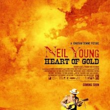 La locandina di Neil Young: Heart of Gold