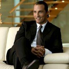 Matthew McConaughey in una scena di Rischio a due