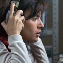 Maya Sansa in una scena di In ascolto - The Listening
