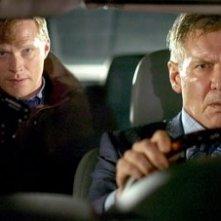Paul Bettany con Harrison Ford  in Firewall Accesso negato