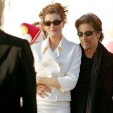 Rene Russo e Al Pacino in Rischio a due