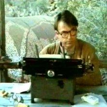 Sam Neill in una scena di FINO ALLA FINE DEL MONDO