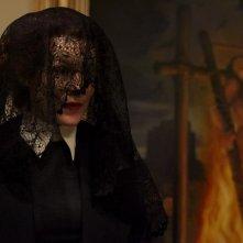 Alice Krige in una sequenza di SILENT HILL