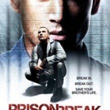 La locandina della serie tv Prison Break