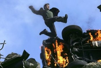 Cruise nel film Mission: Impossible III