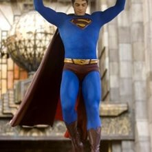 Brandon Routh è il supereroe protagonista di Superman Returns