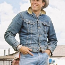 Heath Ledger ne I segreti di Brokeback Mountain