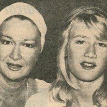 Laura Dern e sua madre Diane Ladd