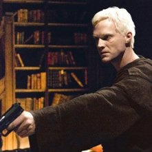 Un perfido Paul Bettany in Il Codice Da Vinci