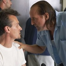 Robert Knepper e Peter Stormare in Prison Break